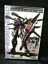 HG Strike Gundam + P2020X IWSP Hobby Japan Seed MSV action figure MS Selection