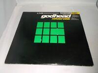 """Nitzer Ebb:  Godhead     1991   EX  Ltd numbered  2X12"""""""