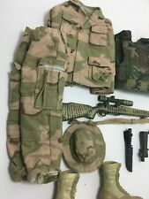 1/6  SCALE- SNIPER OUTFIT WITH ACCESSORIES....NICE
