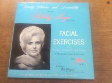 Vintage 1960s Ern Westmore Hollywood Cosmetics Presentation LP Vinyl Album