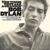 "Bob Dylan - The Times They Are A Changin' (12"" VINYL LP)"