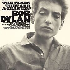 """Bob Dylan-The Times They Are A CHANGENT"""" (12"""" Vinyl LP)"""