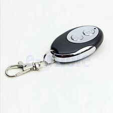 433MHZ 2 Button Clone Remote Control For Universal Gate Garage Door Key Fob HE
