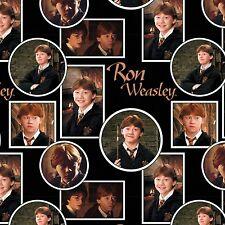 Fat Quarter Ron Weasley Harry Potter Digital Print 100 Cotton Quilting Fabric