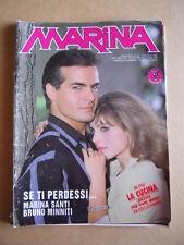 MARINA n°386 1993 FOTOROMANZO edizioni Lancio  [G574]