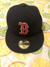 Boston Red Sox New Era 59Fifty 2018 World Series Champions Fitted Hat Gold 7 1/8