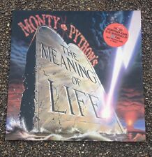 """MONTY PYTHON THE MEANING OF LIFE Original Vinyl Record 12"""""""