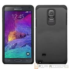 Black Astronnot Fusion Case Cover For SAMSUNG Galaxy Note 4