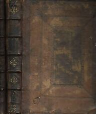 Oeuvres De Nicolas Boileau Despreaux. Historiques. 2 vols. Amsterdam, 1718.