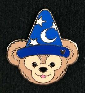 WDW 2012 Hidden Mickey Series Duffy's Hats Sorcerer Disney Pin 91232