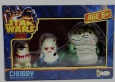 Star Wars Chubby Stackable Characters jabba the hut  palace Disney