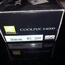 Nikon coolpix s4000 model#30382646-SILVER
