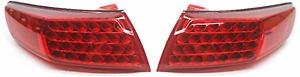 New OEM 2003-2008 Infiniti FX35 FX45 Red Lens LED Taillamps Left & Right Pair
