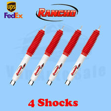 Rancho Kit 4 Front & Rear RS5000X Gas Shocks for Ford F-150 4WD 97-04