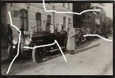 15x10 Presse Foto 1924 König Kaiser Mecedes Benz Adler Daimler Tourenwagen photo