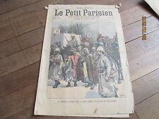 JOURNAL PETIT PARISIEN 573 1900 in salah touareg algerie drame rue robert fleury