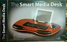The Smart Media Desk Computer Tablet Laptop Desk