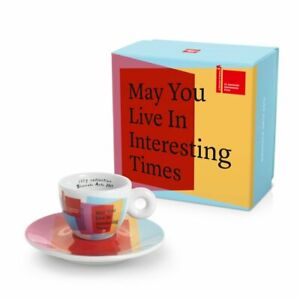 ILLY Art Collection - Venice 58th Biennale 2019 - 1 x Espresso Cup set