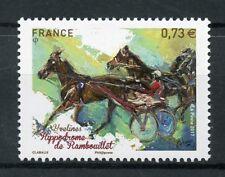 France 2017 MNH Hippodrome de Rambouillet 1v Set Horses Stamps