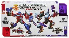 Transformers Construct-A-Bots Optimus Prime Vs. Megatron Construction Set 135 Pc
