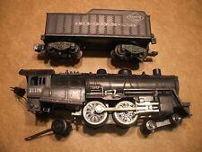 American flyer steam engine 21105 S gauge toy train AC Gilbert Lionel