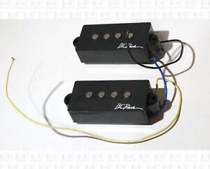 BC Rich P-Bass Guitar Pickups Set Of Two in Series