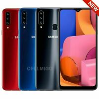 """Samsung Galaxy A20S (32GB,3GB) 6.5"""" Dual SIM GSM Unlocked Global 4G LTE A207M/DS"""