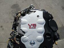 JDM Nissan 350Z Infiniti G35 Engine VQ35DE Infiniti G35 3.5L V6 Motor VQ35 Engin
