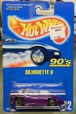 SILHOUETTE II 212 PURPLE 1991 92 SHOW ROD CAR STYLING 90'S HW HOT WHEELS