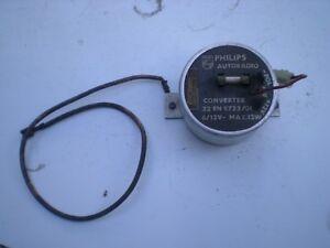 Porsche Vintage Philips Autoradio Converter