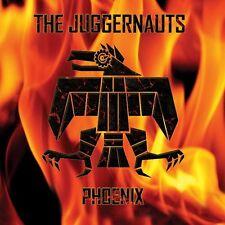 THE JUGGERNAUTS Phoenix CD Digipack 2013 LTD.666