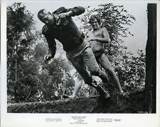 Tarzan's Deadly Silence original 1970 photo Ron Ely Jock Mahoney