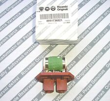 Alfa Romeo 147 156 159 New Genuine Radiator Fan Motor Resistor 51736821