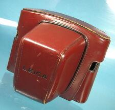 Leica R3 Ledertasche - (12811)
