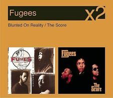FREE US SH (int'l sh=$0-$3) NEW CD Fugees: Blunted on Reality / Score (Slip) Imp
