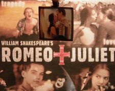 Romeo and Juliet, Leonardo DiCaprio, Claire Danes, Romeo and Juliet Necklace