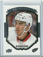 2015-16 Upper Deck Rookie Portraits Andreas Athanasiou #P-65 Detroit Red Wings