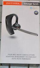 New listing Plantronics Voyager 5220 Premium Hd Bluetooth Headset Windsmart