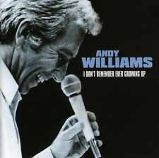 Andy Williams - I Don't Remember Ever Growing Up [New CD] Asia - Import