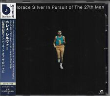 Horace Silver - In Pursuit Of The 27th Man (Jazz, CD)