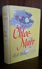 A.A. Milne (Winnie the Pooh) - Chloe Marr 1946 1st edition