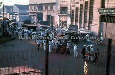 V028 35mm Slides 1964-65 Vietnam War, Da Nang Military Base