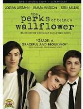 THE PERKS OF BEING A WALLFLOWER *DISC ONLY*WITH TRACKING