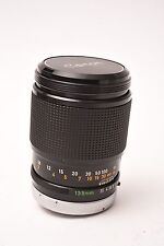 Lens Canon lens FD f/2.5 - 135mm S.C. With front cap. Very good condition.
