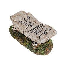 Dept 56 Halloween 2014 Boneyard Bench #4038904 Nib Free Shipping Offer