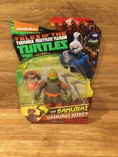 Tales of the Teenage Mutant Ninja Turtles Samurai Mikey Nickelodeon Playmates