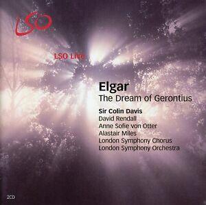 Elgar - The Dream of Gerontius / LSO · Sir Colin Davis [2 CDs]