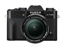 Fujifilm X-T20 (Kit with XF 18-55mm) Digital Camera - Black