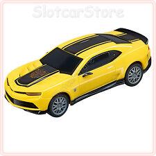 "Carrera GO 64019 Transformers ""Bumblebee"" (mit Licht Effekt Motorhaube) 1:43"