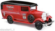 Busch 47724, Ford AA & gt & gtcampbell's & lt & lt, h0 coche terminado modelo 1:87